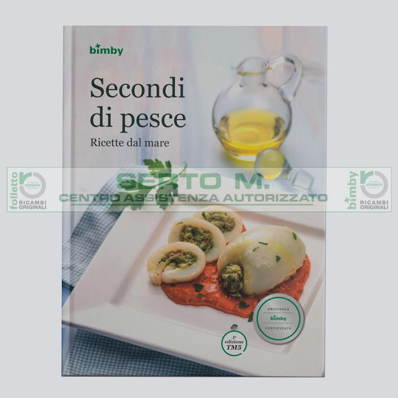 Bimby stick secondi di pesce ricette